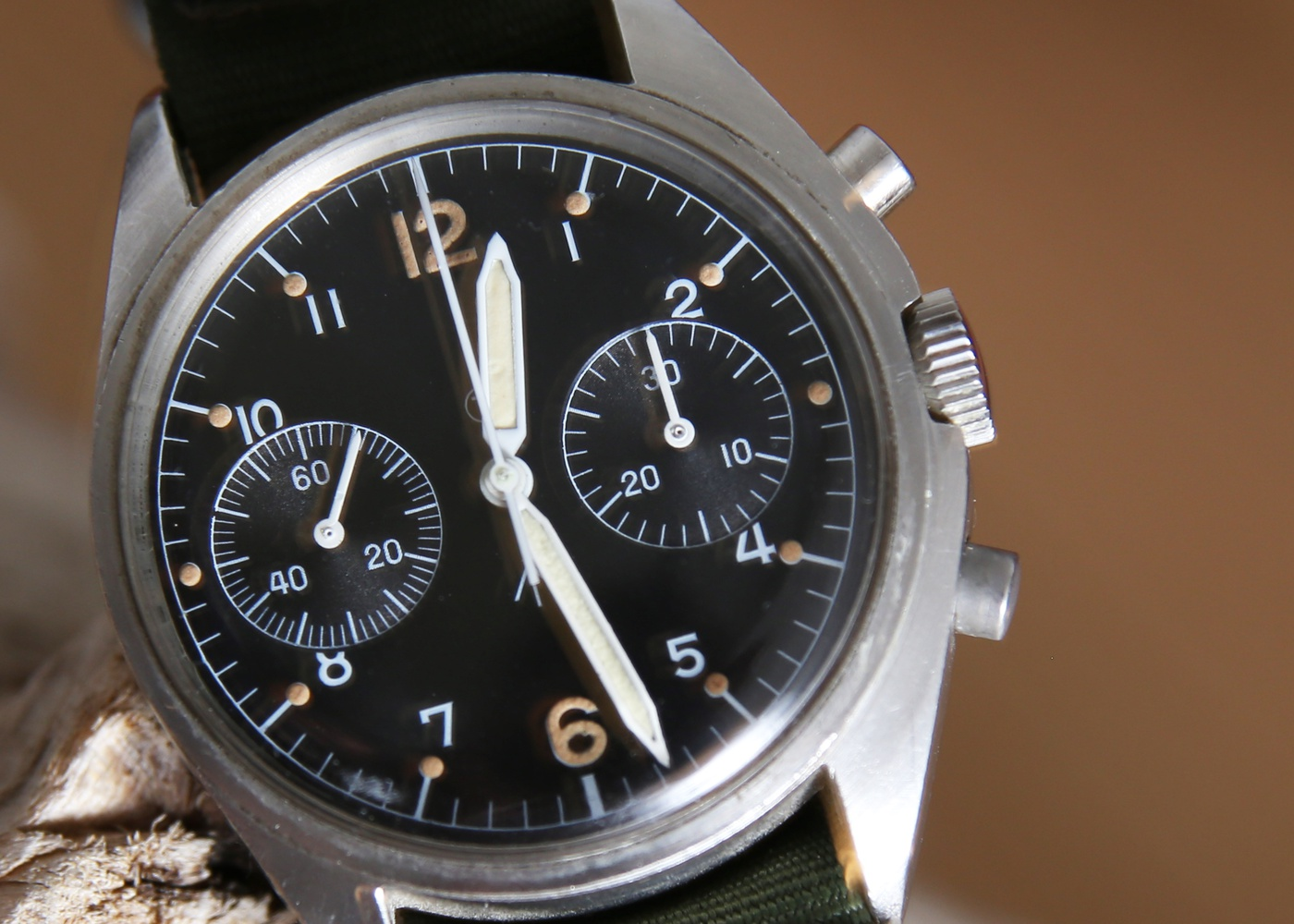 CWC Chrono Royal Navy Issue 1973 nyc