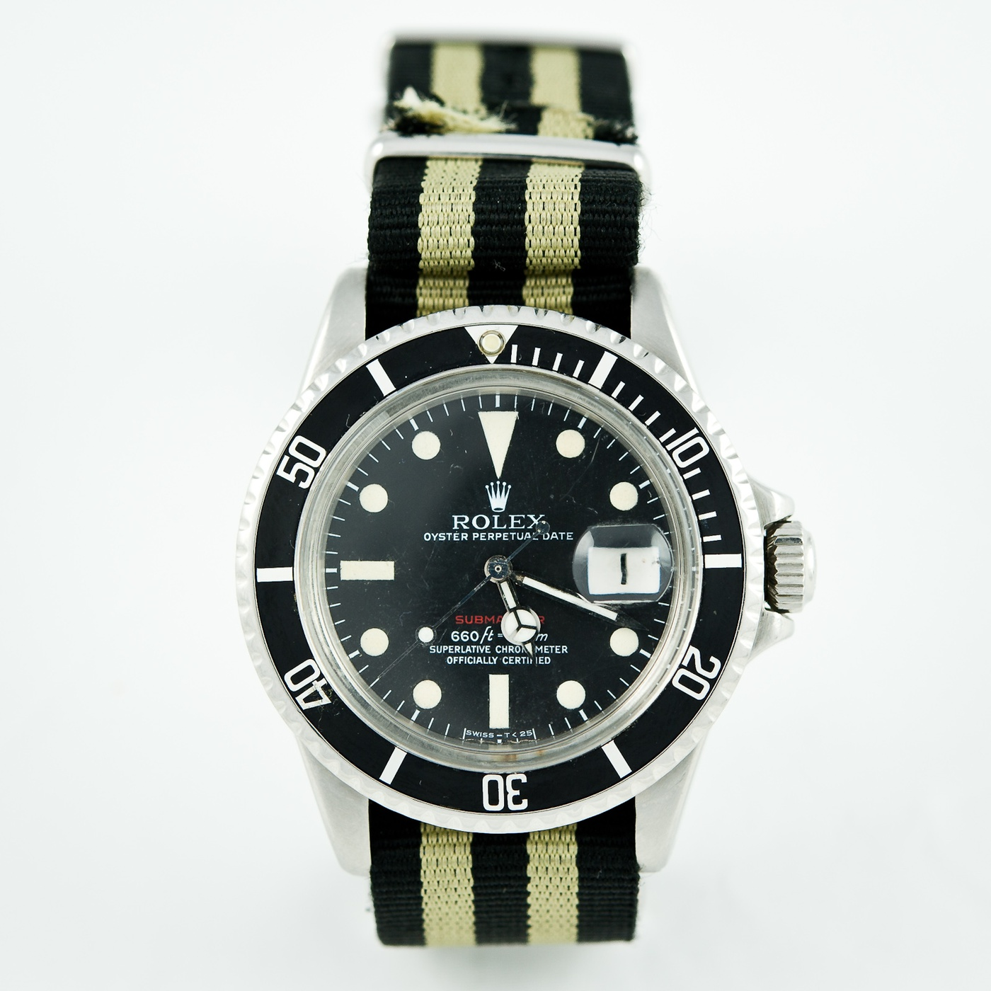 Mid-70s 1680 Rolex Submariner nyc