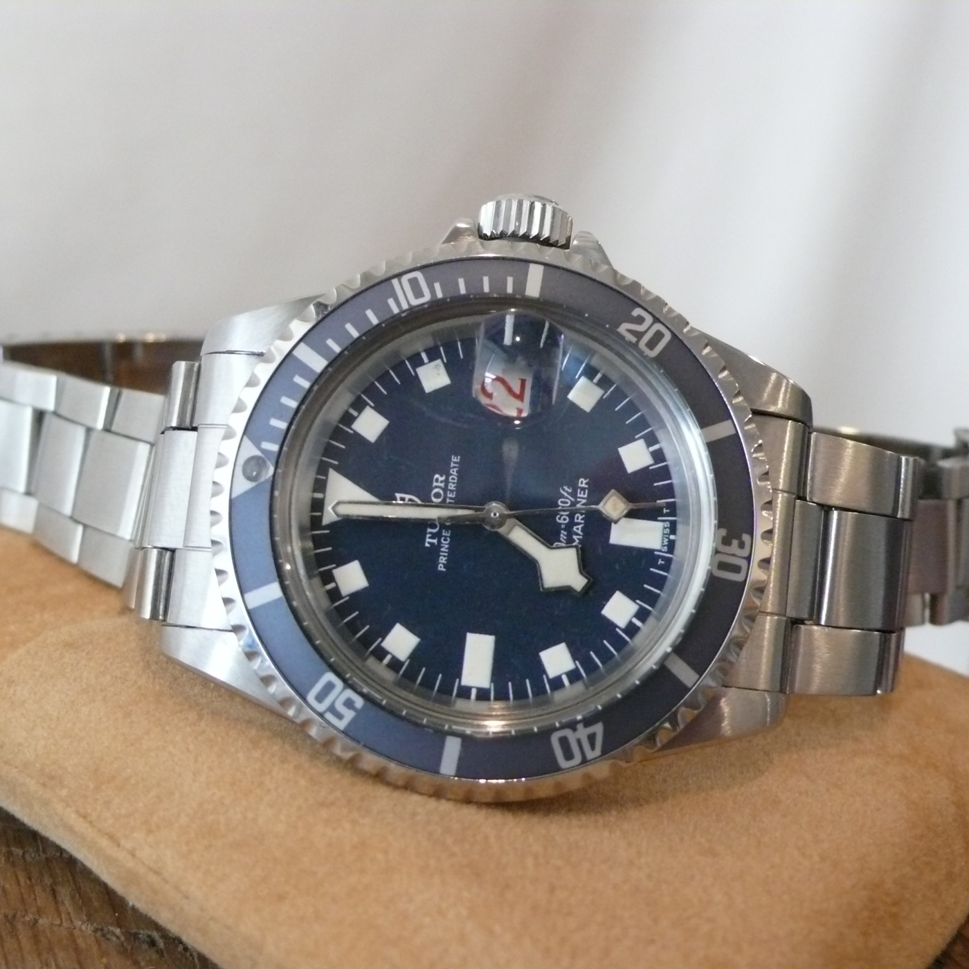 1970 Tudor Submariner nyc