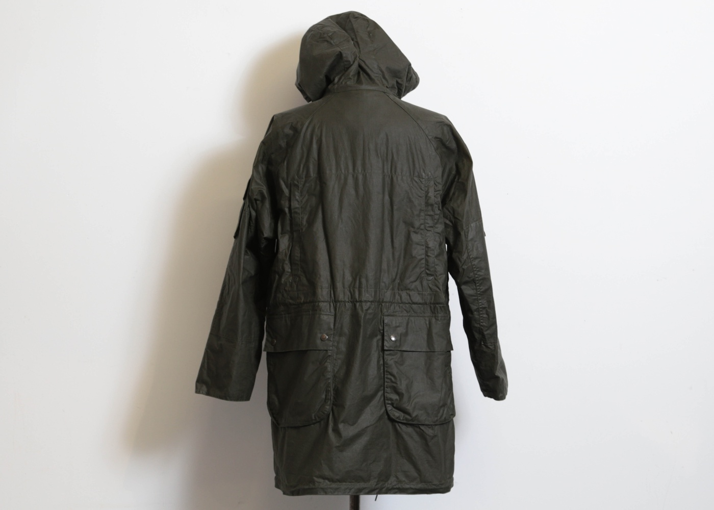 BARBOUR ENGINEERED GARMENTS ZIP PARKA nyc