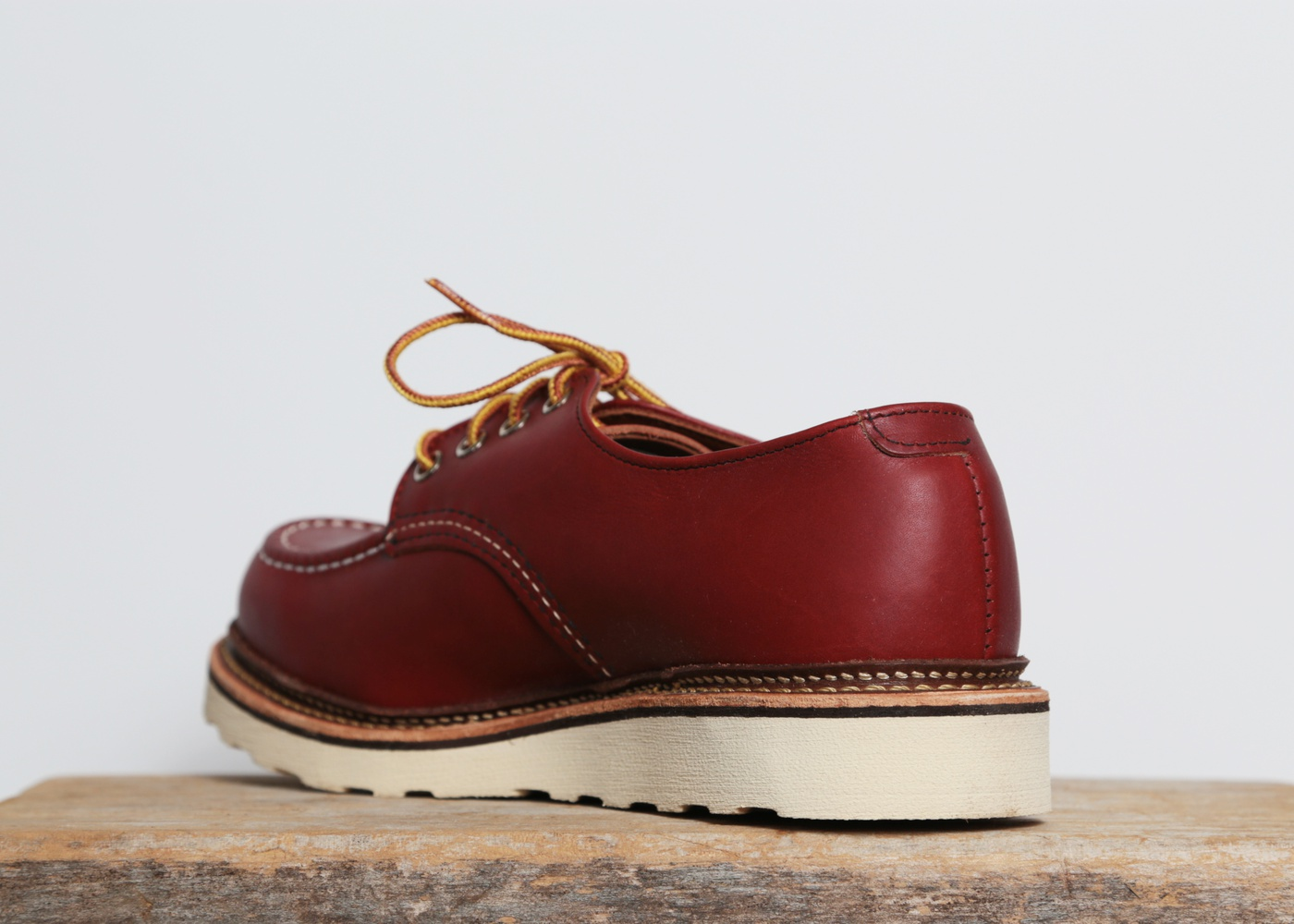 RED WING 8103-2 ORO RUSSET OXFORD SHOE nyc