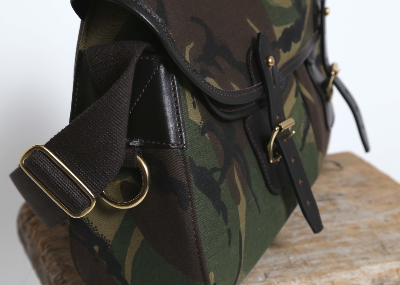 Camoflague Brady Shoulder Bag nyc